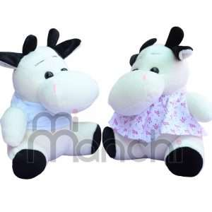 peluches de vaca